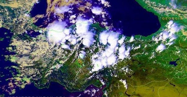 Meteoroloji Genel Müdürlüğü Açıkladı: Pazartesi Geliyor!