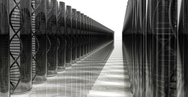 Microsoft DNA'da Bilgi Depoluyor!