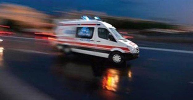 Milli Sporcu İki Polisi Hastanelik Etti