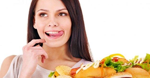 Niçin Sürekli Aç Hissediyoruz?