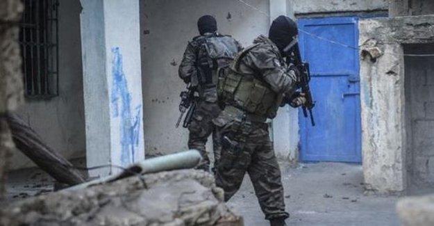 Nusaybin'de 324 PKK'lı Etkisiz Hale Getirildi
