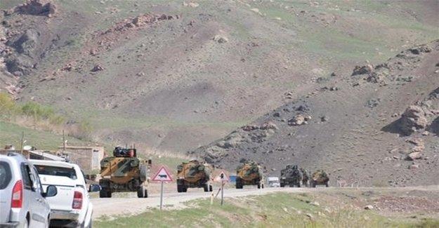 Operasyon Birlikleri Yüksekova'dan Çekiliyor
