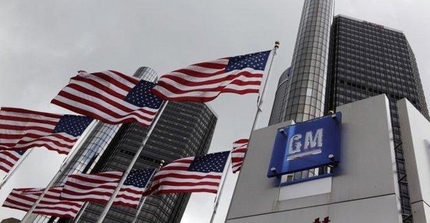 Otomobil Devi General Motors 2 Milyon Aracını Geri Çağırdı