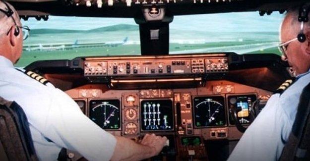 Pilottan Kuleye 'UFO' Uyarısı