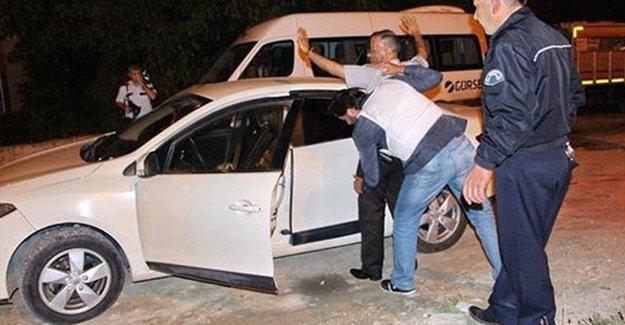 Plakayı Görünce Polis Alarma Geçti, Sürücü İsyan Etti!