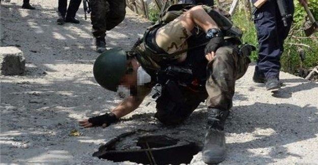 Şırnak'ta PKK'lılar Şehre Bakın Nasıl Sızmış!