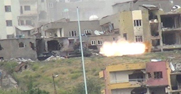 Şırnak'ın Yüzde 93 Temizlendi