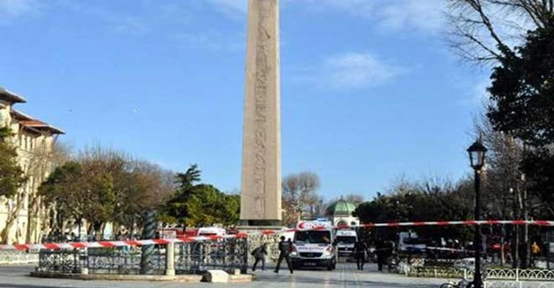Sultanahmet Meydanı'nda Saldırı İçin 4 Gün Keşif Yapmış!