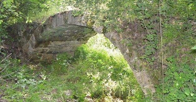 Tarihi Köprü Bulundu