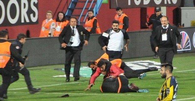 Trabzonspor'un Fenerbahçe'den Dolayı Cezası Belli Oldu
