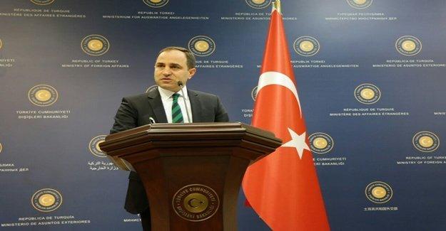 Türkiye'den Flaş Rusya Açıklaması Geldi