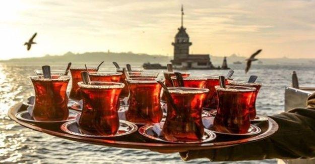 Türklerin Çay Sevgisinin Bedeli Sararan Dişler