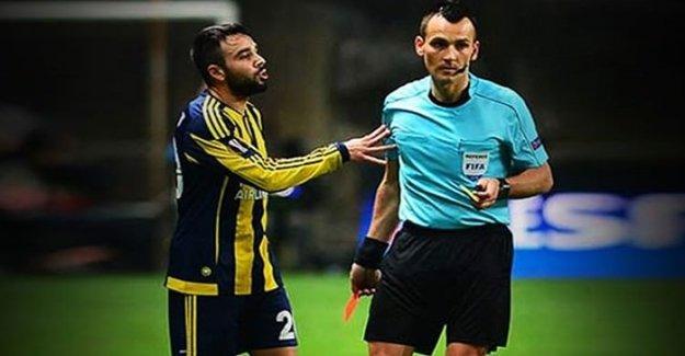 UEFA Alper Potuk Ve Volkan Şen'e Ceza Kesti