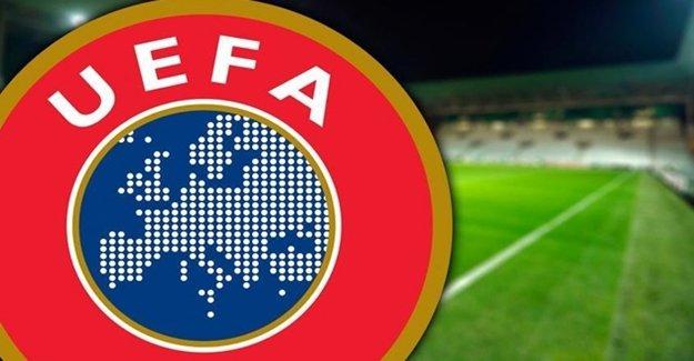 UEFA'dan Türk Kulüplerine Ceza