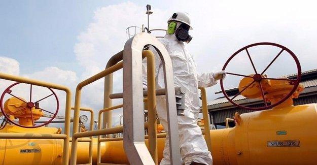 Ukrayna Gaz Depolarını Türkiye'ye Açmaya Hazır!