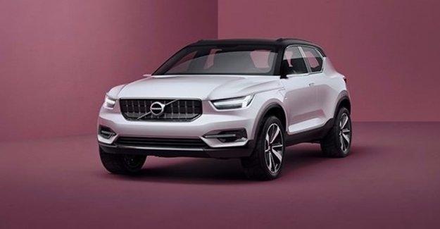 Volvo'dan Yeni Küçük Otomobiller Serisine İlk Bakış