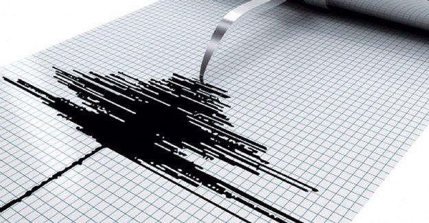 Yunanistan 5,6'lık Depremle Sallandı