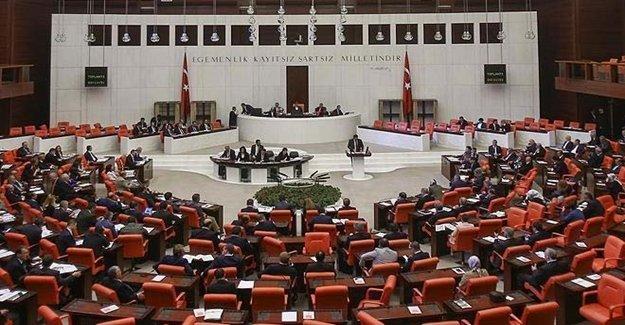 152 Milletvekiline 800 Fezlekeyle Dokunulacak