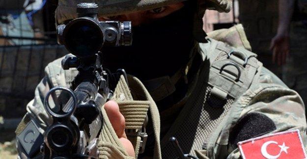 70 Terörist Köşeye Sıkıştırıldı