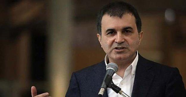 AB Bakanı Ömer Çelik'ten AB'ye Vize Uyarısı!