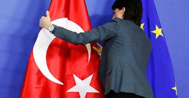 AB-Türkiye İlişkilerinde Flaş Gelişme! Ve Başladı