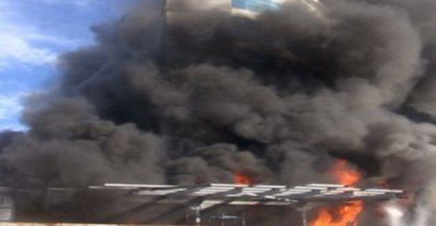 Alanya'da 5 Yıldızlı Otelde Yangın Faciası: 1 Ölü