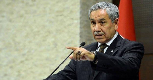 Arınç: 'AK Parti'den Başka Gidecek Yerim Yok'