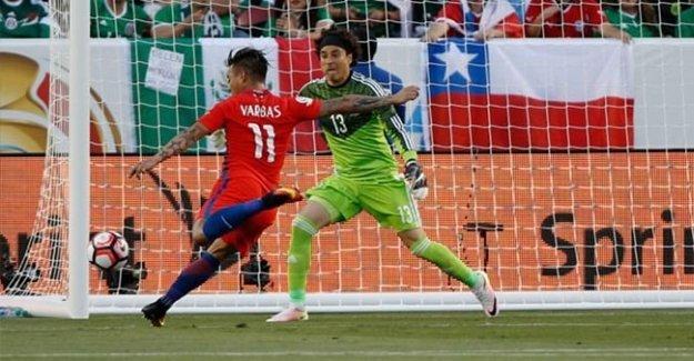 Arjantin Ve Şili Yarı Finalde