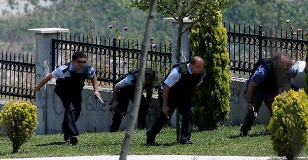 Arnavutköy'de Polise Silahlı Saldırı! 1 Şehit