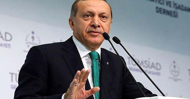 Başbakan: Cumhurbaşkanımız Asla Geri Adım Atmadı