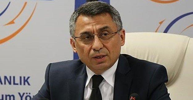 Başbakanlık Müsteşarlığı'na Pazar Sabahı Flaş Atama