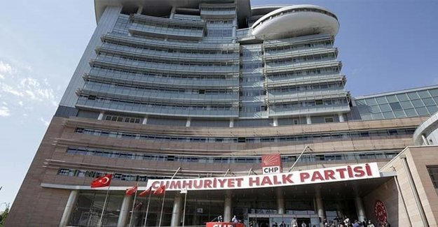 CHP'de Bir Grup Muhalif Bildiri Hazırlığında