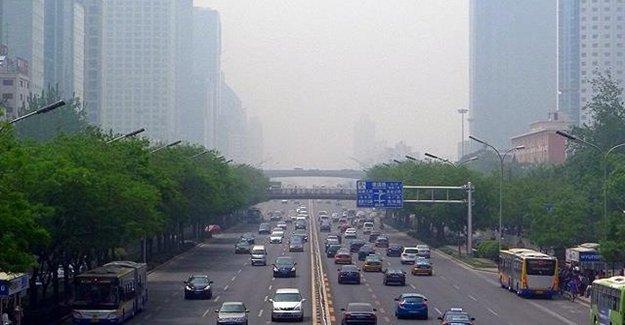 Çin'in Başkenti Pekin Her Yıl 11 Santim Çöküyor