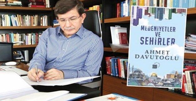 Davutoğlu'ndan Yeni Kitap!