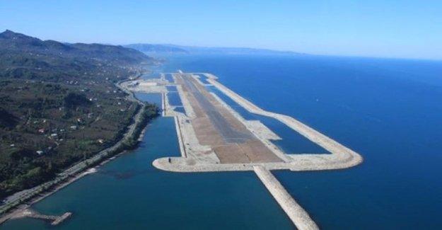 Deniz Üzerine İkinci Havalimanı Geliyor