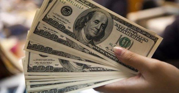 Dolar 2.92'nin Altını Gördü