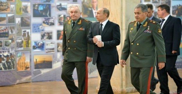 Eğer Rusya Savaşa Girerse...