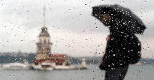 En Sıcak Günler, Yağmur Balkanlardan Geliyor!