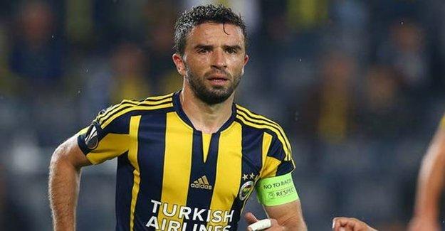 Fenerbahçe'de Gökhan Gönül Krizi Çözüldü!