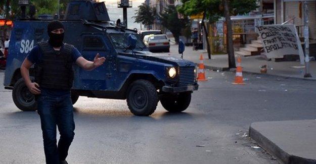 Gazi Mahallesi'nde Bomba Alarmı