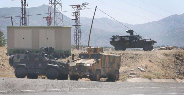Genel Kurmay Açıkladı Askeri Araca Hain Saldırı