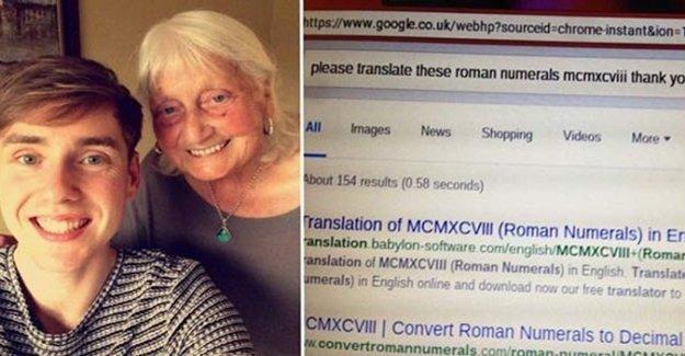 Google'ın Dikkatini Çeken 86 Yaşındaki İngiliz