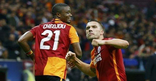 G.Saray'dan Yıldız Futbolcuya Şok Veda!