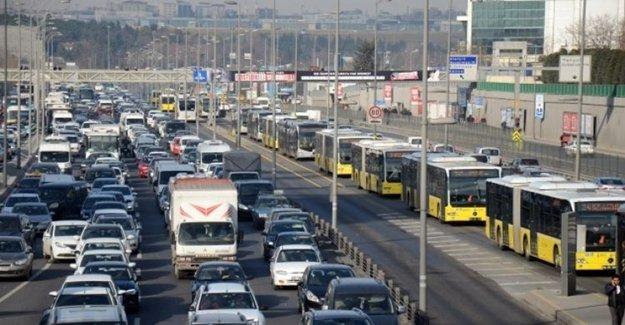 İstanbul'da Pazar Günü Bu Yollar Kapalı!
