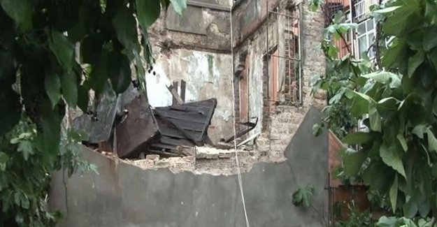 İstanbul'da Korku Dolu Anlar! Yaralılar Var
