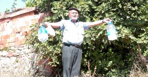 Köylüler Zor Günler Geçiriyor, O Köyde Su Yok