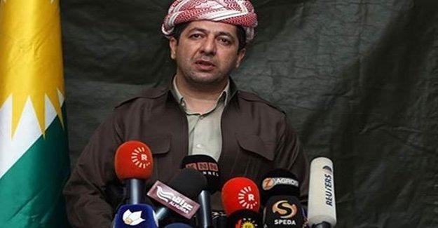 Kürt Liderin Oğlundan Şok Açıklama! Ülke...