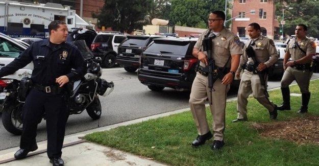 Los Angeles'ta Üniversitede Silahlı Saldırı