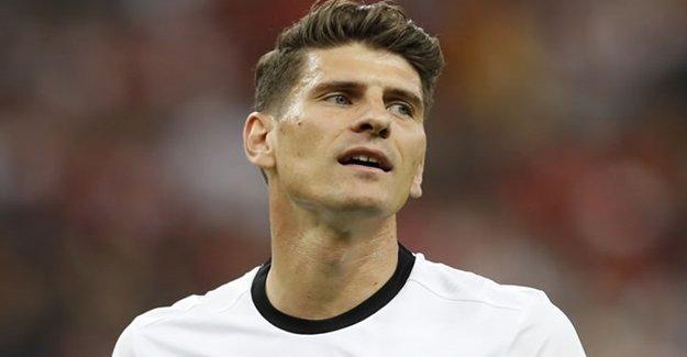 Mario Gomez'den Şok Cevap! Beşiktaş'ı Reddetti