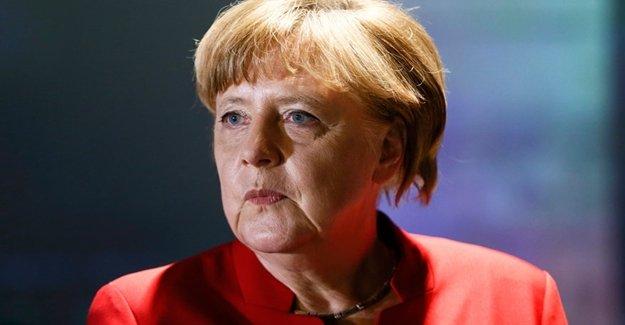 Merkel'den Türkiye'yle İlgili Flaş Karar
